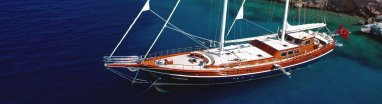 Yacht Charters for Blue Cruise